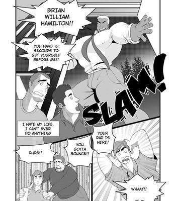 Porn Comics - Oedipus Complex 2