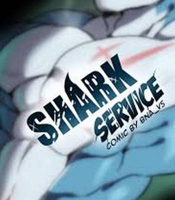 Porn Comics - Shark Service