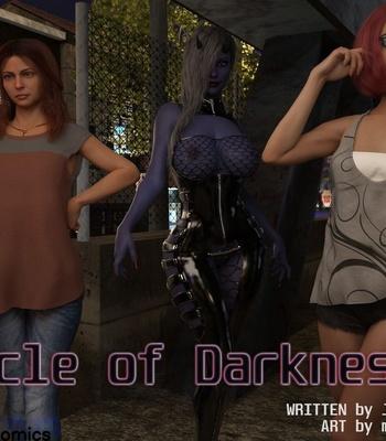 Porn Comics - Circle Of Darkness