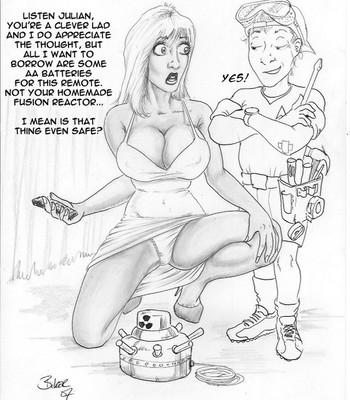 The Remote comic porn sex 009