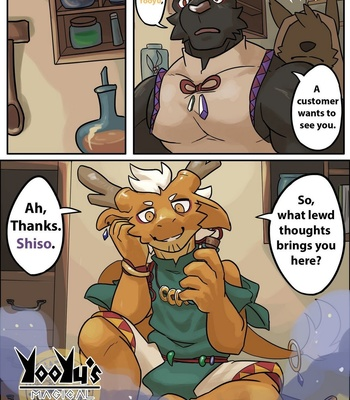 Yooyu's Magical Adult Store 1 comic porn thumbnail 001