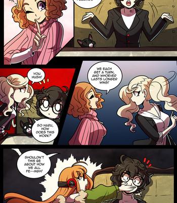 Joker's Test Of Endurance comic porn sex 005