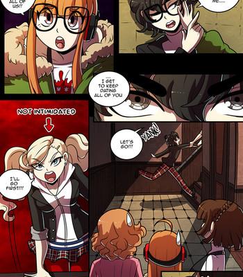 Joker's Test Of Endurance comic porn sex 006