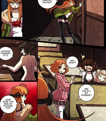 Joker's Test Of Endurance comic porn sex 030
