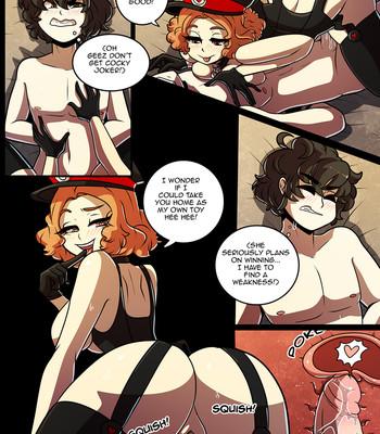 Joker's Test Of Endurance comic porn sex 053