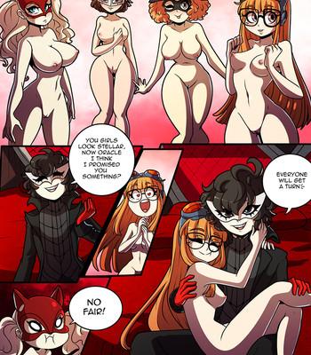 Joker's Test Of Endurance comic porn sex 065