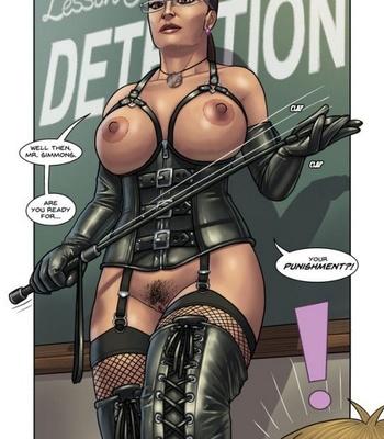 It's Educational – Lesson 5 comic porn sex 007