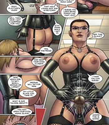 It's Educational – Lesson 5 comic porn sex 016
