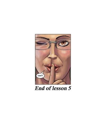 It's Educational – Lesson 5 comic porn sex 022