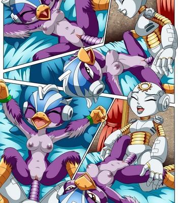 Skylanders Sex Squad 2 comic porn sex 011
