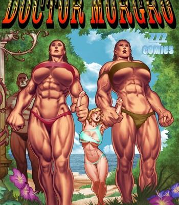 Porn Comics - The Island Of Doctor Morgro 1