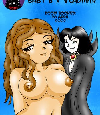 Porn Comics - Horrorlove Hotel – Baby B x Vladimir