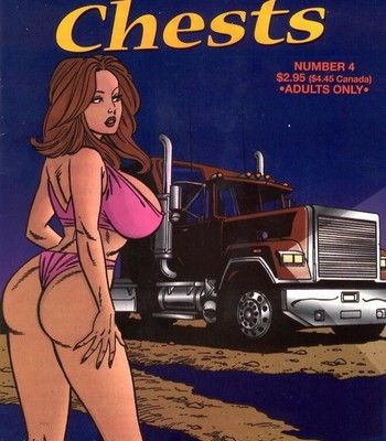 Porn Comics - Treasure Chests 4