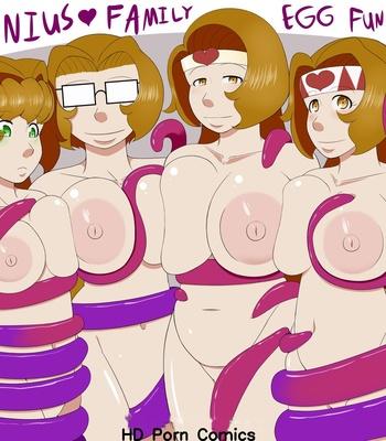 Porn Comics - Venius Family Egg Fundraiser
