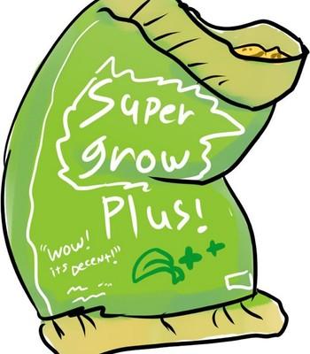 Porn Comics - Super Grow Your Plant Waifu