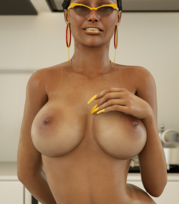 Lady In Yellow comic porn sex 018