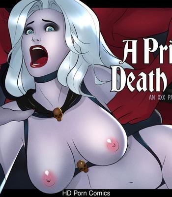 Porn Comics - A Prince's Death Bride