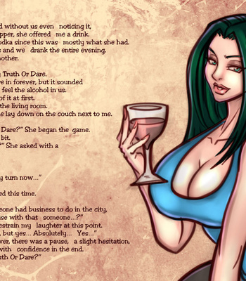 Spicy Stories 1 – The Reunion comic porn sex 004