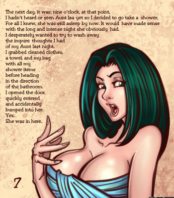 Spicy Stories 1 – The Reunion comic porn sex 008