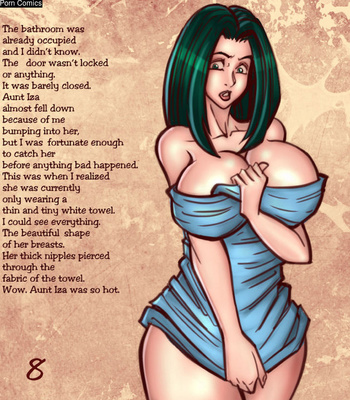 Spicy Stories 1 – The Reunion comic porn sex 009