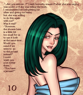 Spicy Stories 1 – The Reunion comic porn sex 011