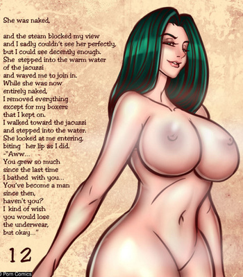 Spicy Stories 1 – The Reunion comic porn sex 013