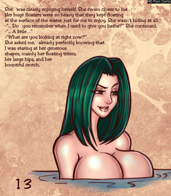 Spicy Stories 1 – The Reunion comic porn sex 014