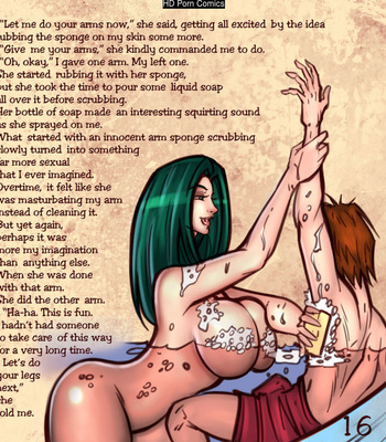Spicy Stories 1 – The Reunion comic porn sex 017