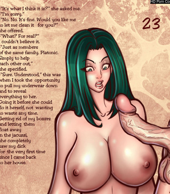 Spicy Stories 1 – The Reunion comic porn sex 024