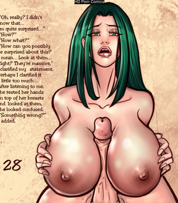 Spicy Stories 1 – The Reunion comic porn sex 029