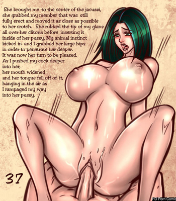 Spicy Stories 1 – The Reunion comic porn sex 038