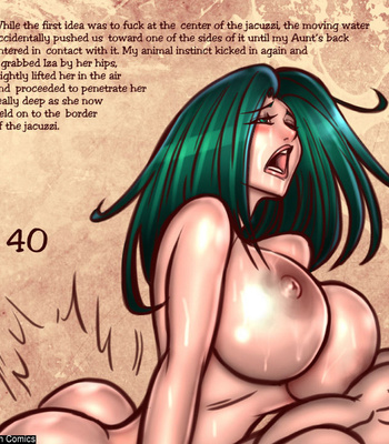 Spicy Stories 1 – The Reunion comic porn sex 041
