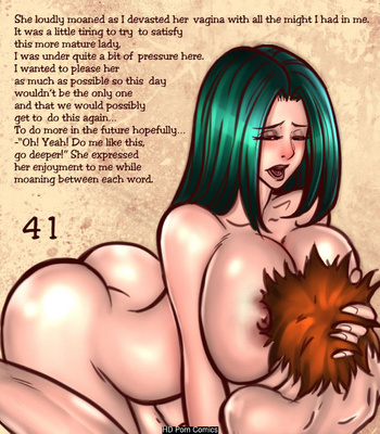 Spicy Stories 1 – The Reunion comic porn sex 042
