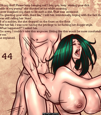 Spicy Stories 1 – The Reunion comic porn sex 045