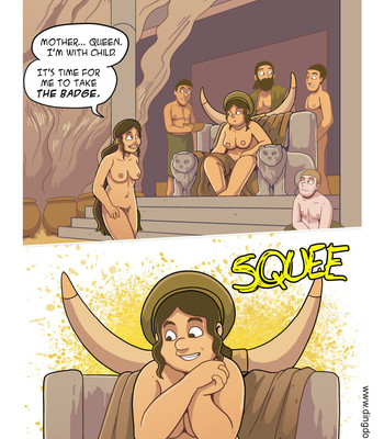 Seed Quest – A Thousand Noble Men 1 – 3 ( full ) comic porn sex 003