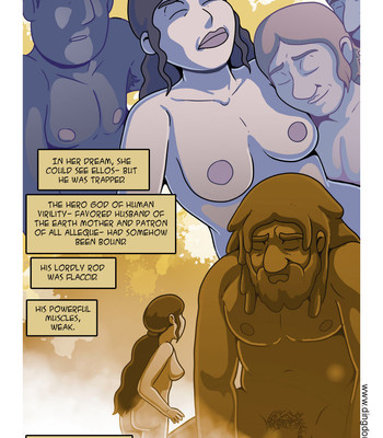 Seed Quest – A Thousand Noble Men 1 – 3 ( full ) comic porn sex 018