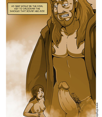 Seed Quest – A Thousand Noble Men 1 – 3 ( full ) comic porn sex 020