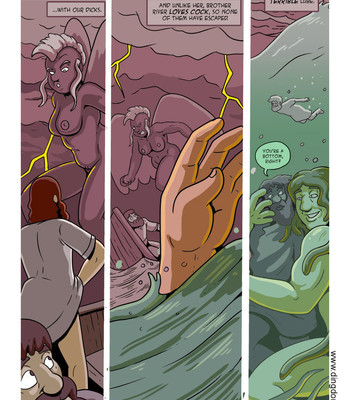 Seed Quest – A Thousand Noble Men 1 – 3 ( full ) comic porn sex 030