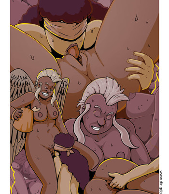 Seed Quest – A Thousand Noble Men 1 – 3 ( full ) comic porn sex 033