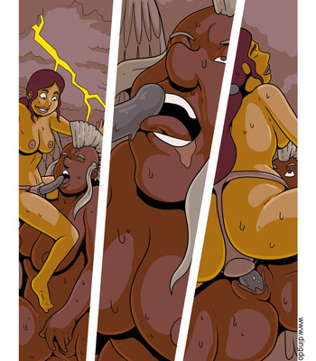Seed Quest – A Thousand Noble Men 1 – 3 ( full ) comic porn sex 041