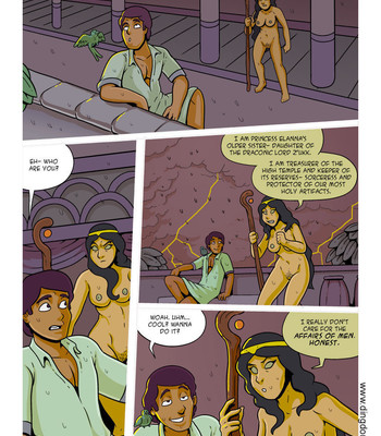 Seed Quest – A Thousand Noble Men 1 – 3 ( full ) comic porn sex 044