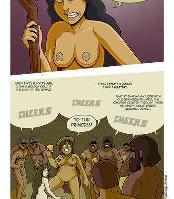 Seed Quest – A Thousand Noble Men 1 – 3 ( full ) comic porn sex 047