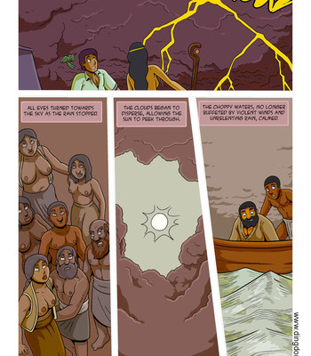 Seed Quest – A Thousand Noble Men 1 – 3 ( full ) comic porn sex 052
