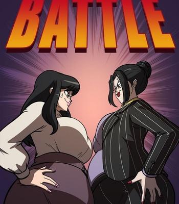 Porn Comics - Thanksgiving Battle
