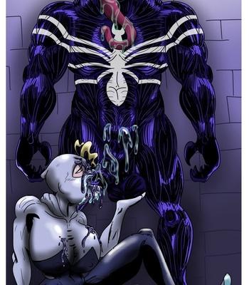 Porn Comics - Spider-Gwen vs Venom 1 – Venom's Kiss