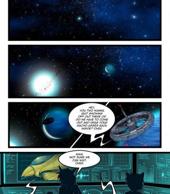 Porn Comics - Entity