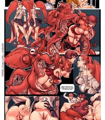 Scoubidou comic porn sex 012