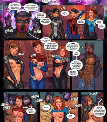 Stunning Howls comic porn sex 004