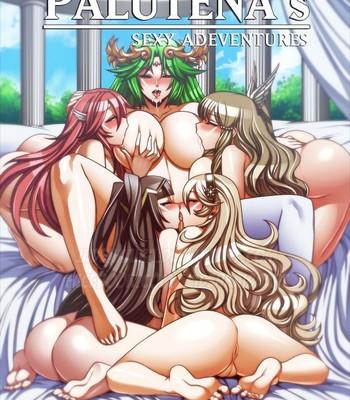 Porn Comics - Palutena's Sexy Adventures
