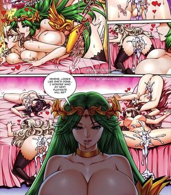 Palutena's Sexy Adventures comic porn sex 008